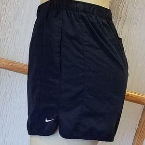 Nike Navy Activewear Shorts